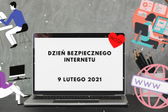 Dzień Bezpiecznego Internetu 9 lutego 2021